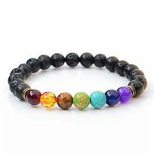 Jewelry - Natural Lava Stone Bracelet